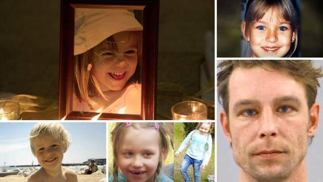 Koliko je djece ubio Christian? Sumnjiče ga za nestanak Maddie, Inge, Renea, Peggy...