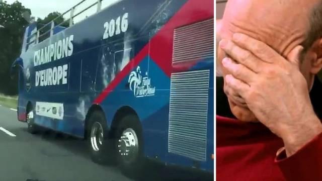 Prodaje se slavljenički autobus 'tricolora', kao nov, malo vožen