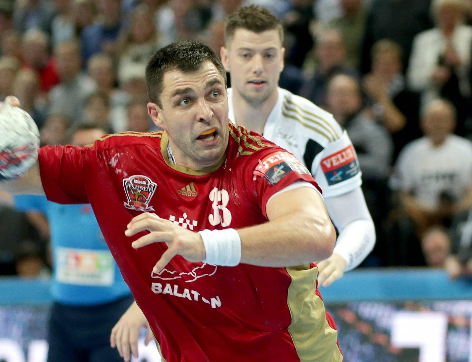 Handball: THW Kiel vs MKB Veszprem