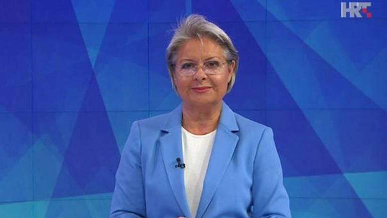 Ljiljana Saucha zauvijek odlazi s HRT-a: Nisam se osjećala dobro
