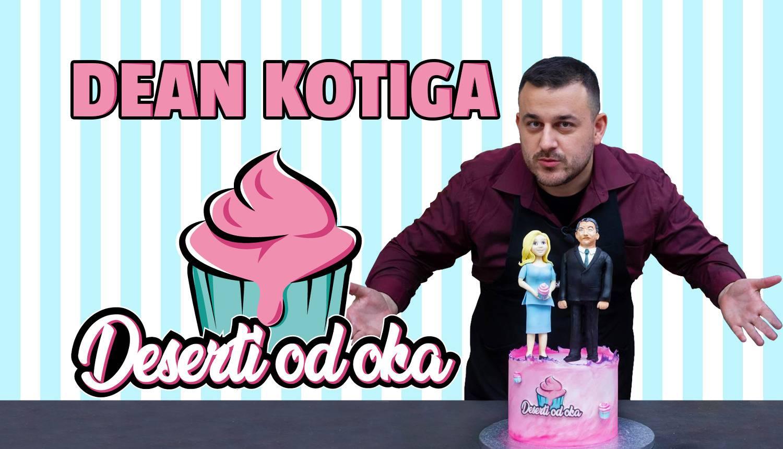 Lovac Kotiga postao voditelj: O tortama znam sve, zato sam tu