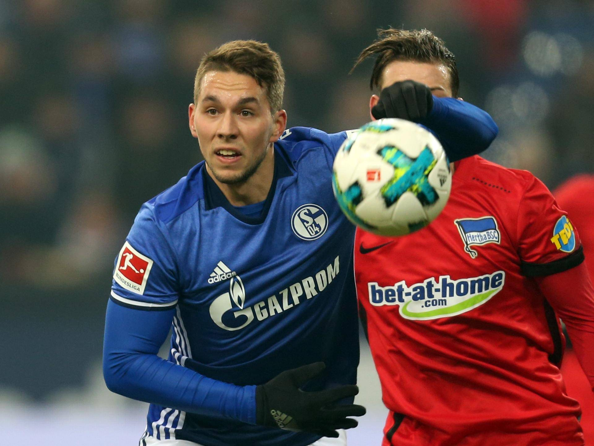 Schalke 04 vs Hertha BSC