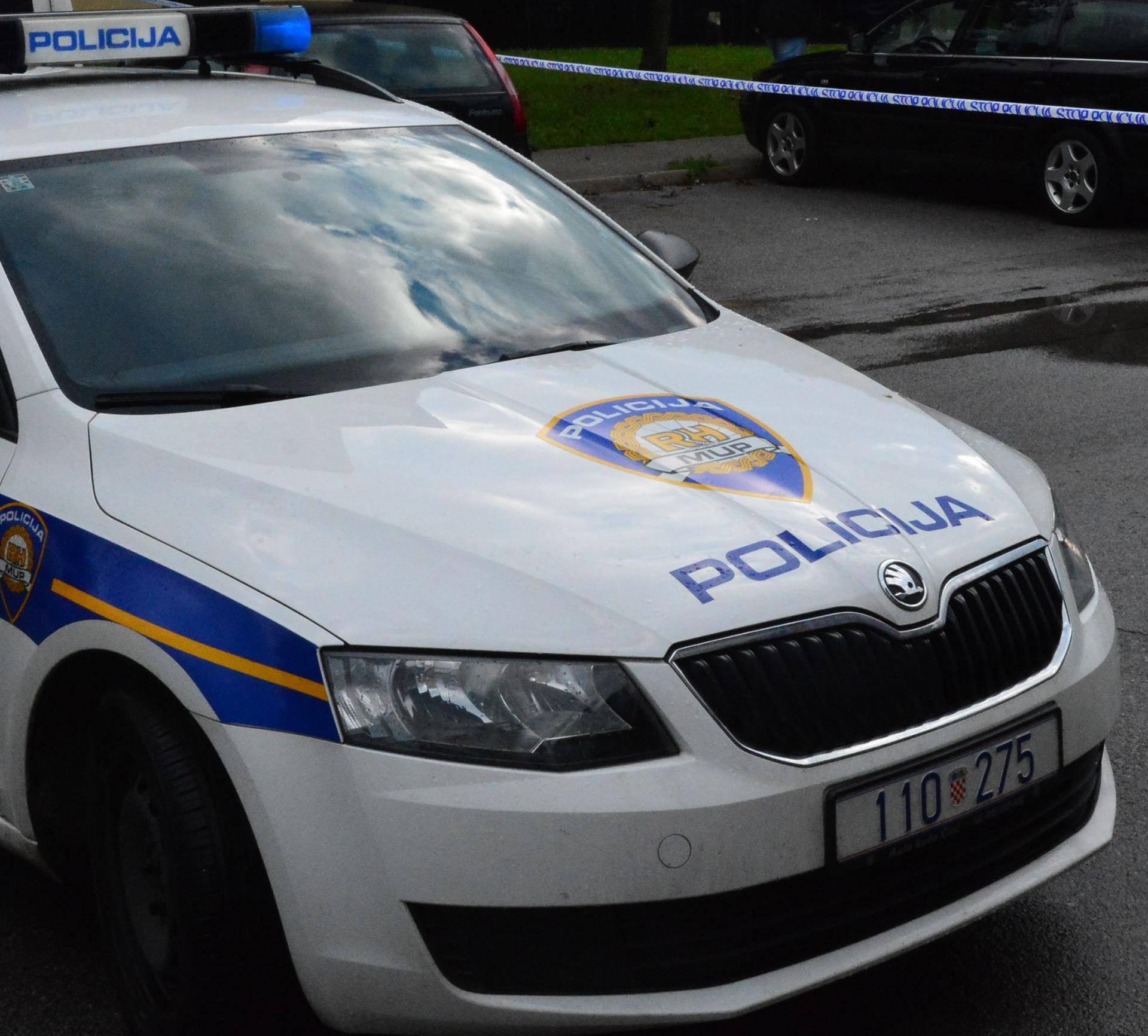Teška prometna nesreća kod Medulina: Poginuo motociklist