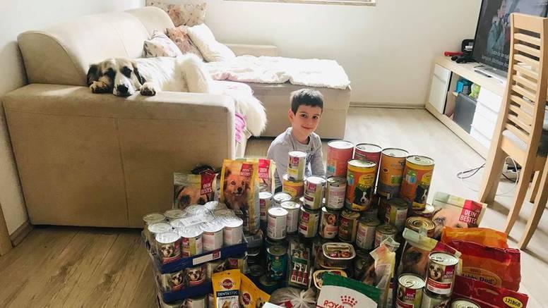 'Ne želim darove za rođendan, dajte mi hranu za pse iz azila'