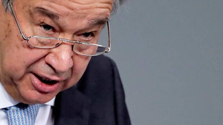 Guterres pozvao talibane da zaustave ofenzivu u zemlji: 'Afganistan izmiče kontroli'