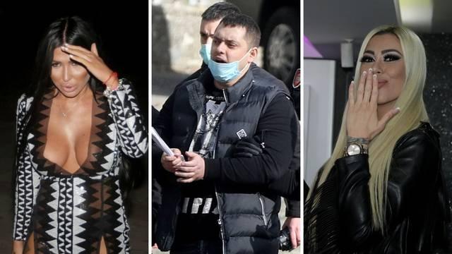 Bile su ekipa Velje Nevolje: U mobitelima Tijane Ajfon i Mimi Oro nađene fotke sakaćenja
