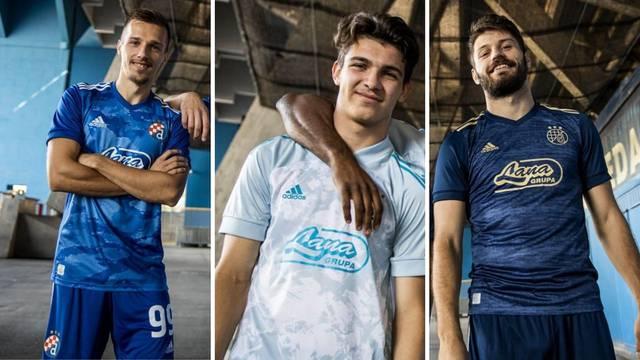 Plavo ili bijelo? Dinamo nakon 13 godina u svijetloj garnituri!