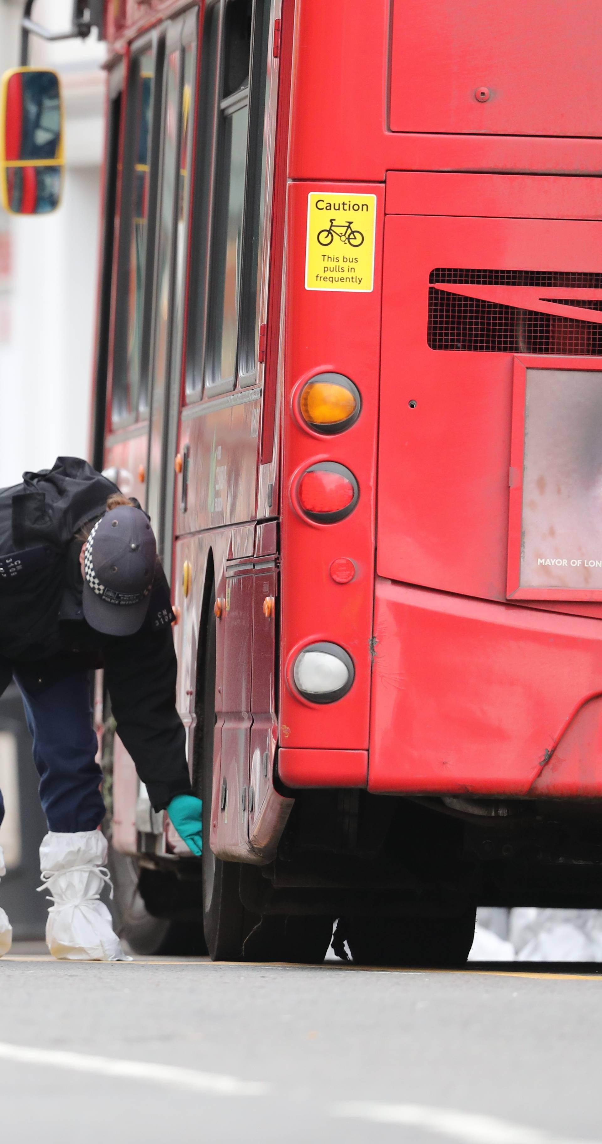 Islamska država u Londonu: Preuzeli odgovornost za napad