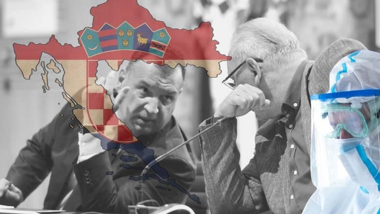 Nije dobro! U Hrvatskoj 1237 novozaraženih, umrlo 10 ljudi