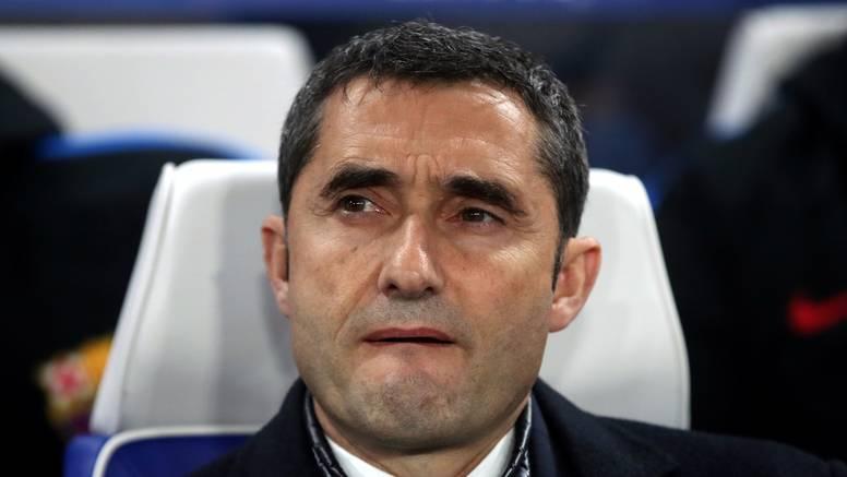 Pa-pa Valverde! Barca mu dala otkaz, stiže bivši šef Betisa...