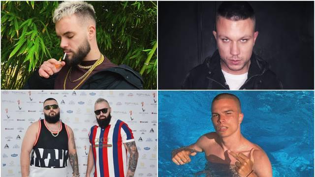 Ovo su stihovi 5 najslušanijih pjesama u Hrvatskoj: 'Pijan za volanom te tražim do kasno'