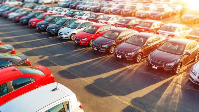 Dealer New Cars Stock