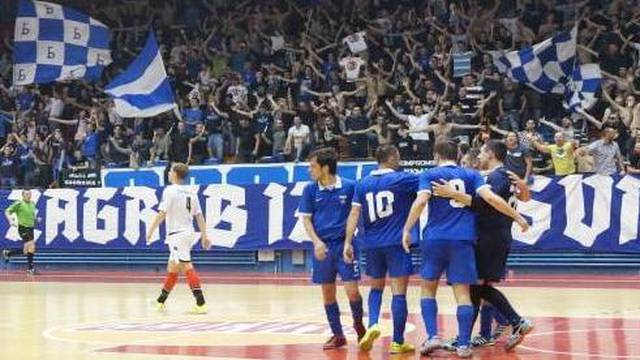 Futsal Dinamo na Split Tommy,  Novo Vrijeme protiv Nacionala