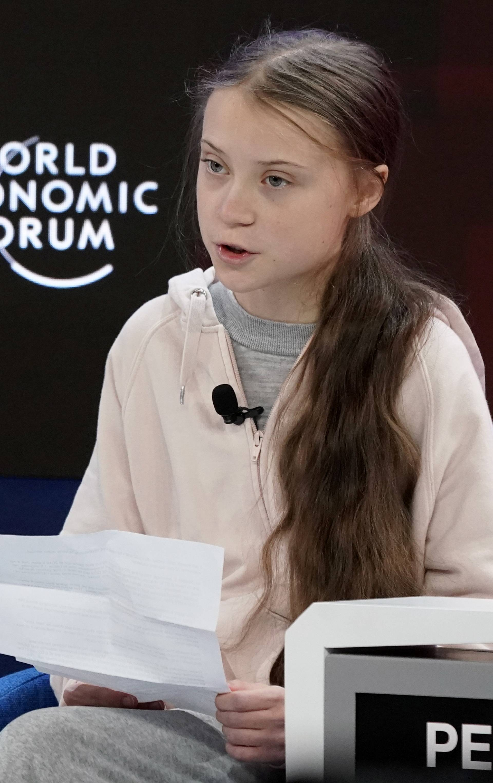 Greta Thunberg: Znanost i mladi moraju biti dio rasprave