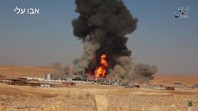 Sirijska vojska oslobodila Inino plinsko postrojenje u Hayanu