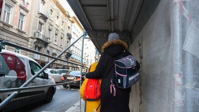 Iz 12 zagrebačkih škola u mjesec dana ispisano je 36 đaka. Njih devet - zbog straha od potresa