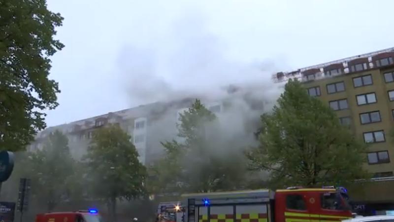 Eksplozija u Gothenburgu: Oko 25 ljudi ozlijeđeno i u bolnici, policija evakuira stanovnike
