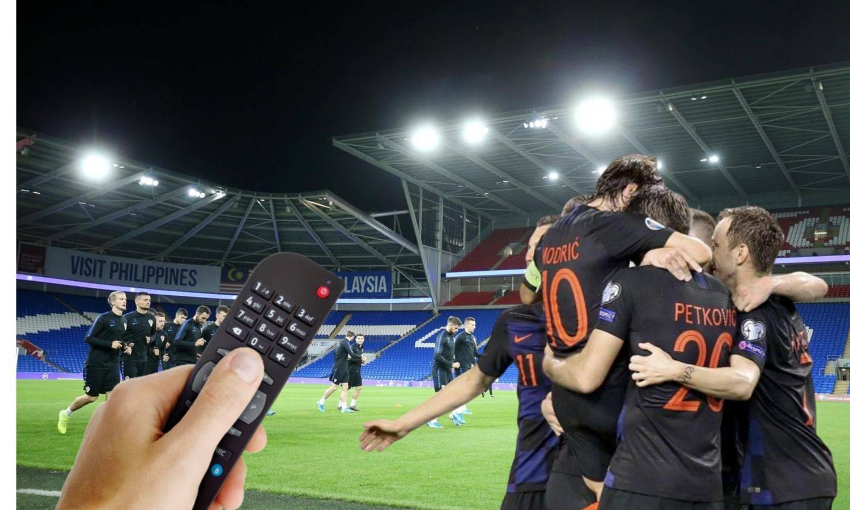 Gdje gledati susret iz Cardiffa između Hrvatske i Walesa..