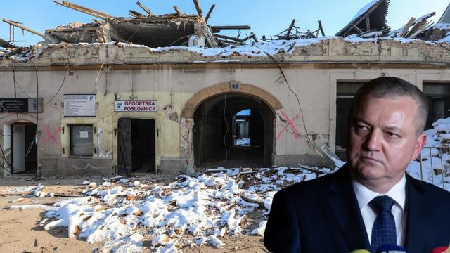Horvat najavio bržu proceduru i manje dokumentacije u obnovi