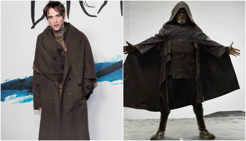 Pattinson je šokirao izgledom: Raščupan se zagrnuo u 'deku'