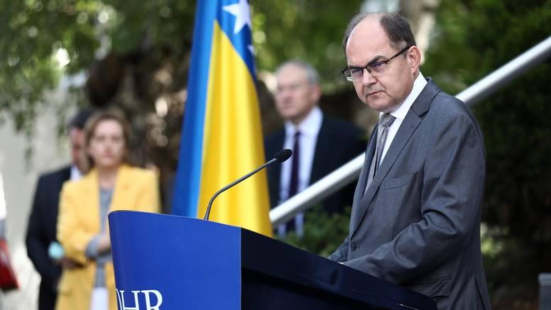 Schmidt je  preuzeo dužnost visokog predstavnika za BiH