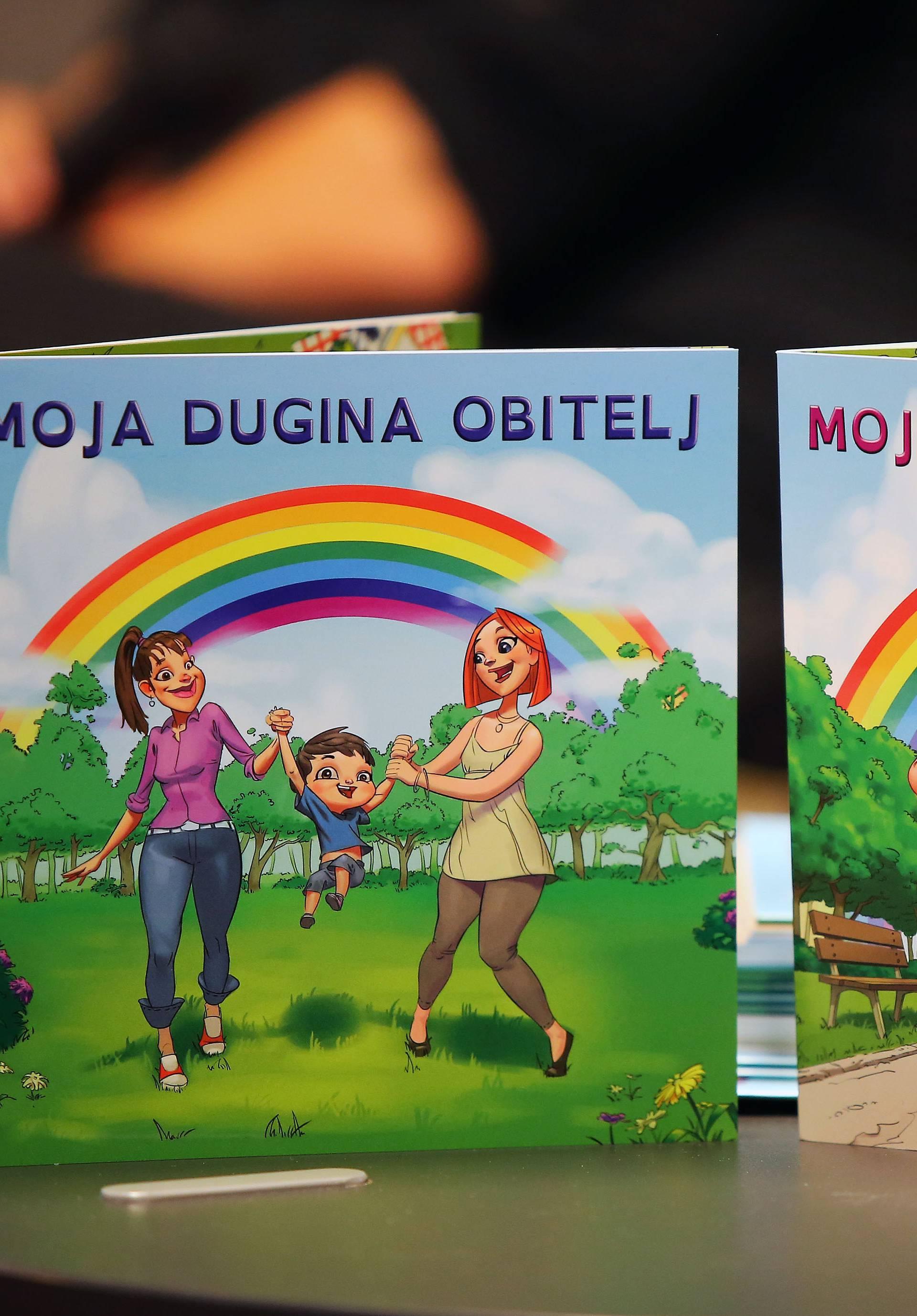 Veliki uspjeh slikovnice o gay obiteljima: Skupili 60.000 kuna