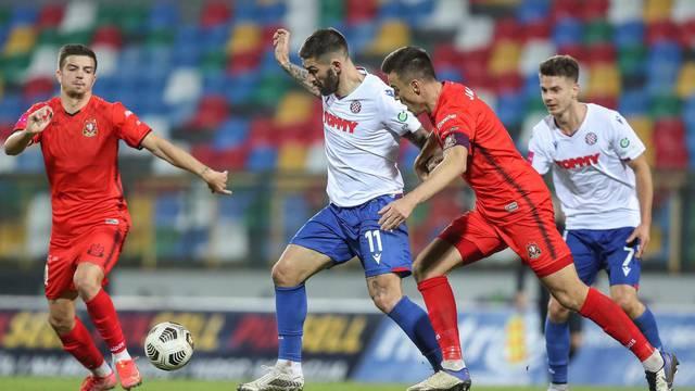 Gorica i Hajduk susreli se u 25. kolu Prve HNL