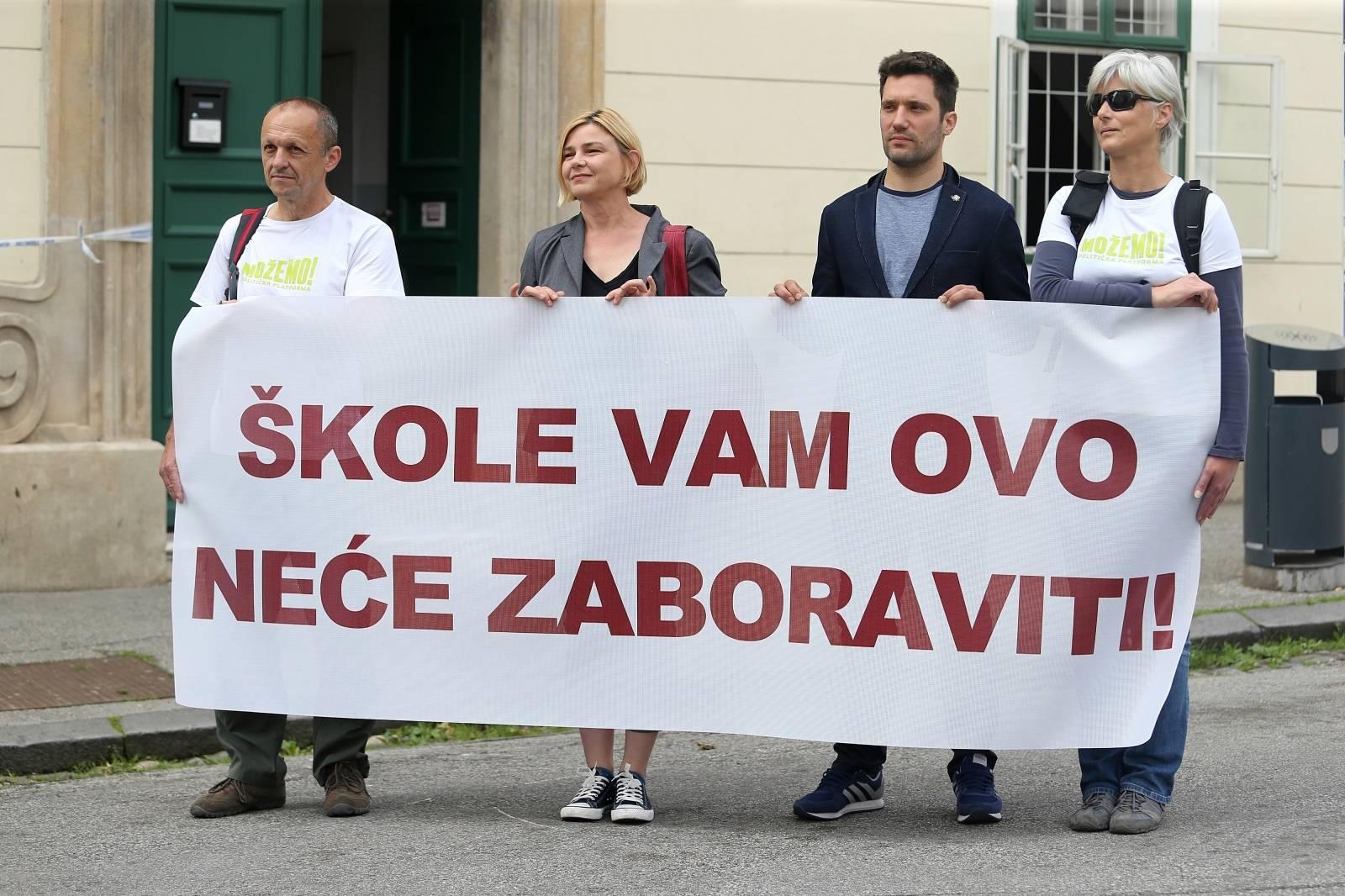 Zagreb: Konferencija za medije u nužnim izmjenama u obrazovnom sustavu