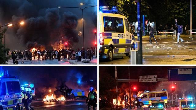 Kaos u Švedskoj: Desničari palili Kuran pa izbili veliki prosvjedi