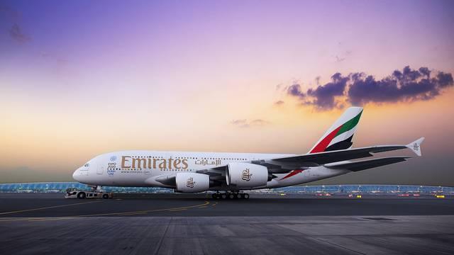 Emirates uvodi letove legendarnim Airbusom A380