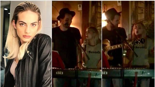 Dinu je brzo 'zaboravila': Tara s drugim pjeva njegovu pjesmu