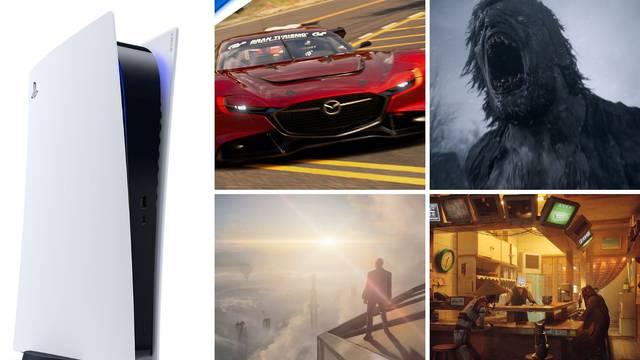 Sony PlayStation 5 stiže u dvije verzije, otkrili hrpu novih igara