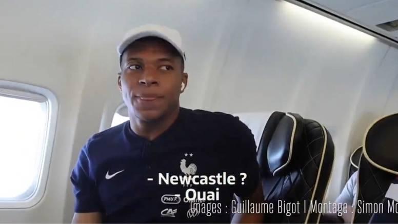 VIDEO 'Kyliane, kupio sam te u Newcastle za 134 milijuna eura'