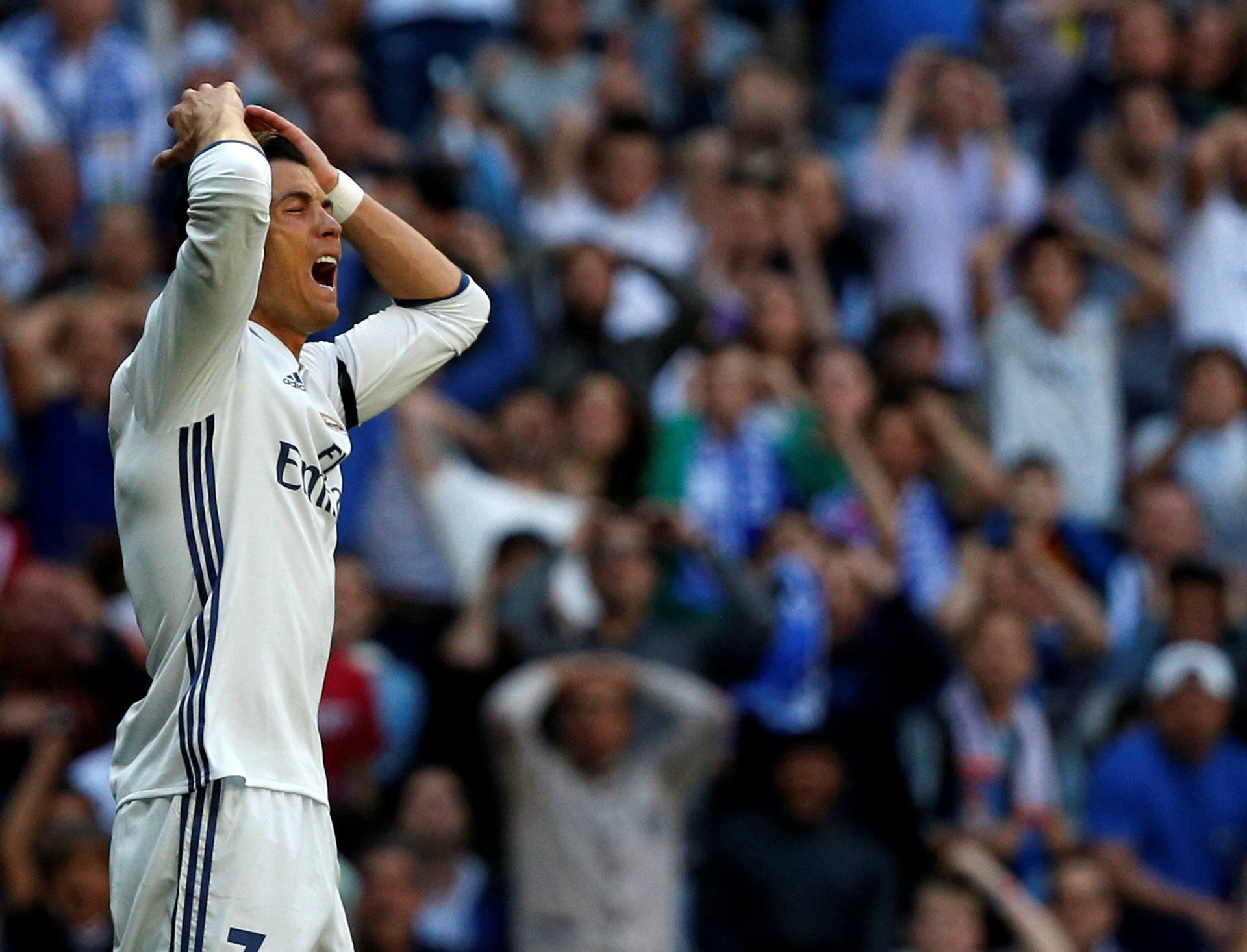 Football Soccer - Real Madrid v Atletico Madrid - Spanish La Liga Santander