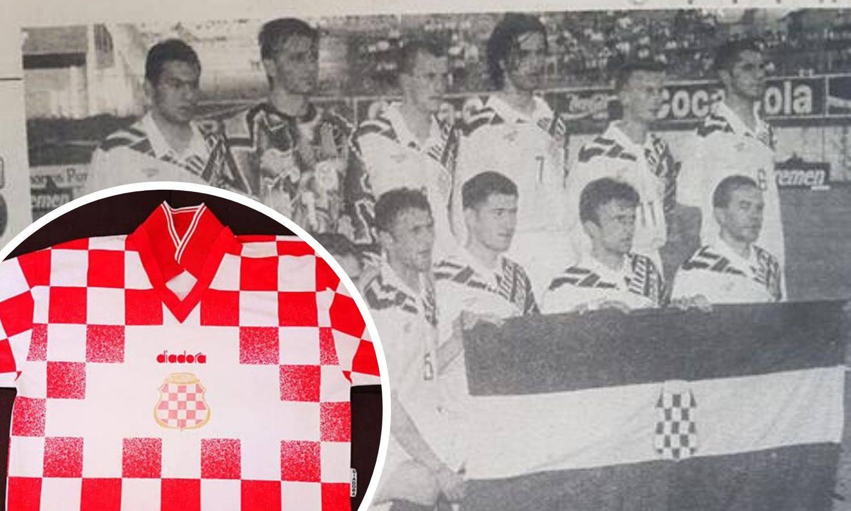'Nosili smo taj dres u Paragvaj, ali nismo mogli igrati u njemu'