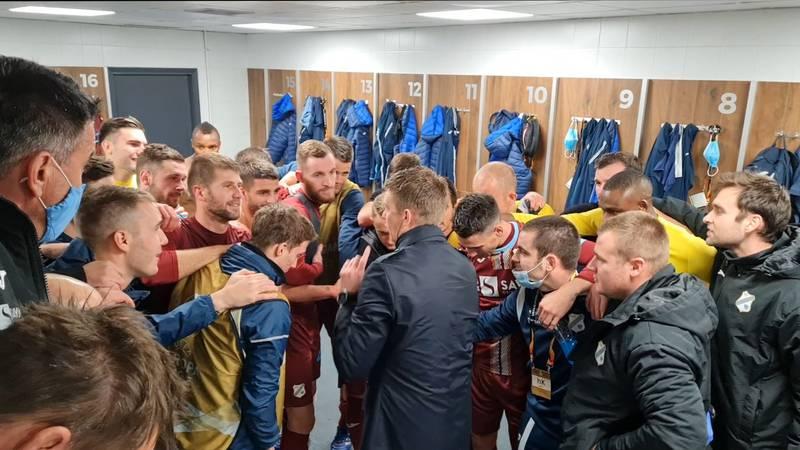 'Real je prvi u La Ligi. To znači da mi možemo igrati La Ligu!'