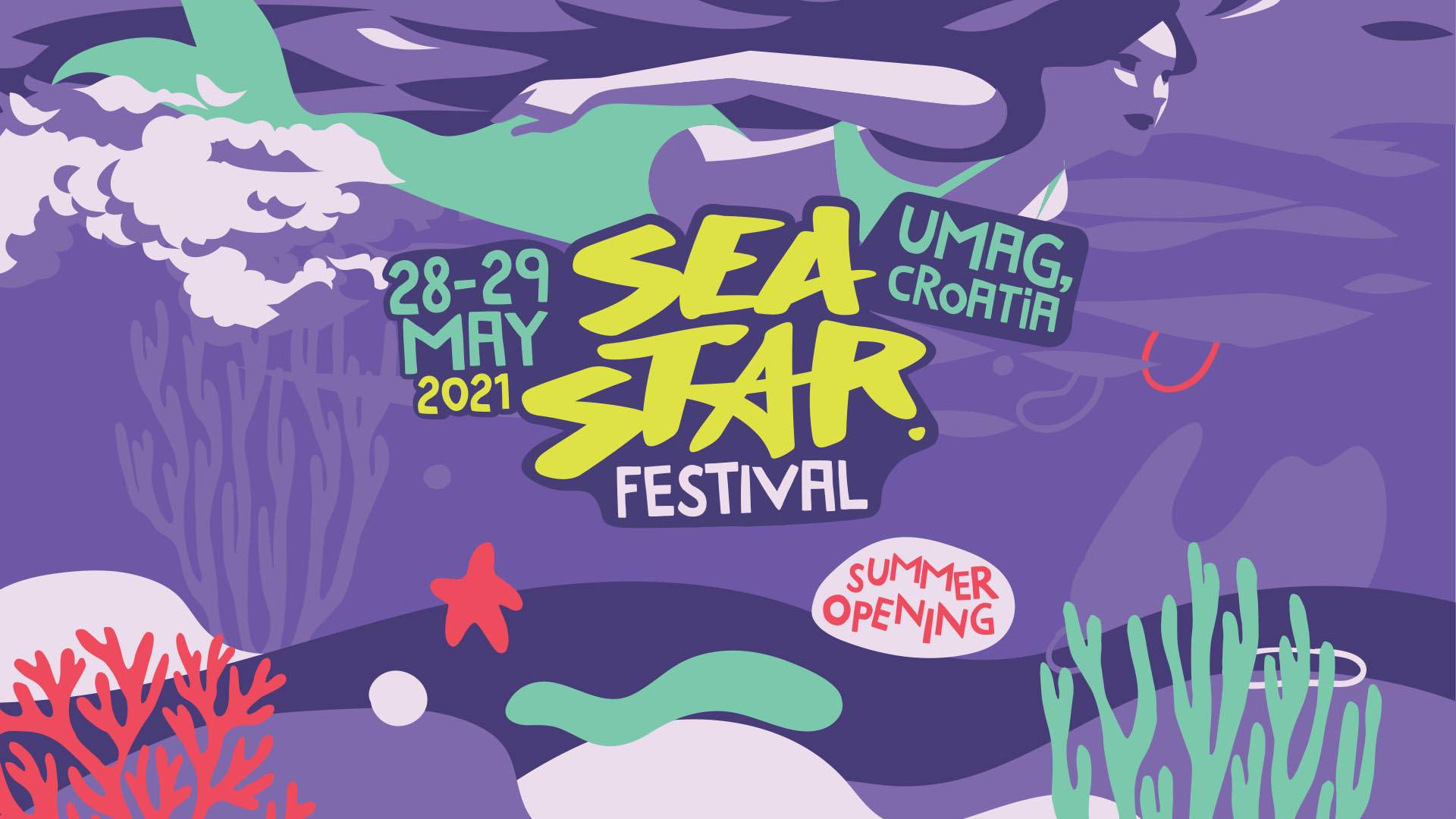 Sea Star Festival prebačen na svibanj 2021. uz iste izvođače