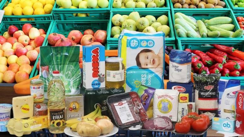 U Hrvatskoj su cijene namirnica podivljale: Sir, benzin, pelene i rižu plaćamo najviše u regiji