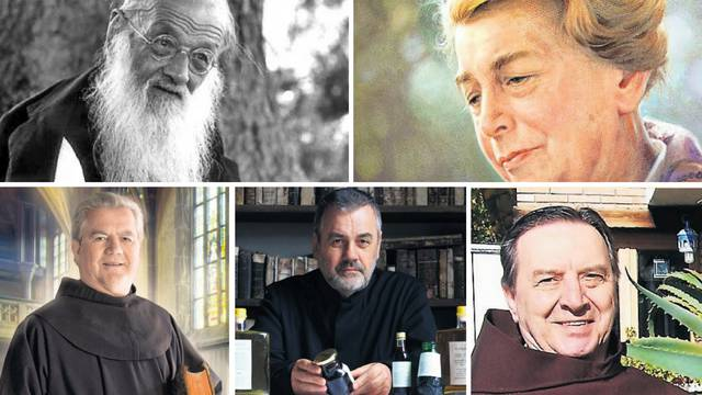 Sveti samostanski recepti za liječenje - zdravlje iz prirode...