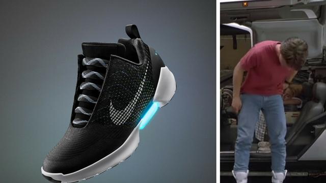Ovo su Nike tenisice koje se same vežu i moći ćete ih kupiti