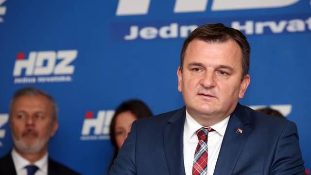 Splitsko-dalmatinski HDZ pohvalio se postignućima u 2018. i najavio projekte za 2019.