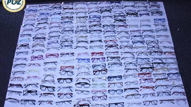 Ukrali su 250 okvira naočala, vrijednih čak 130.000 kuna