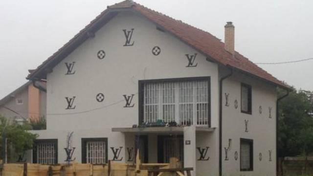 Jedinstvena fasada: 'Susjed nam jako voli Louis Vuitton...'