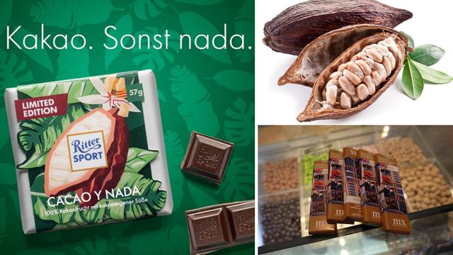 Čokolada sa sokom od kakaovca u Njemačkoj - nije čokolada?!