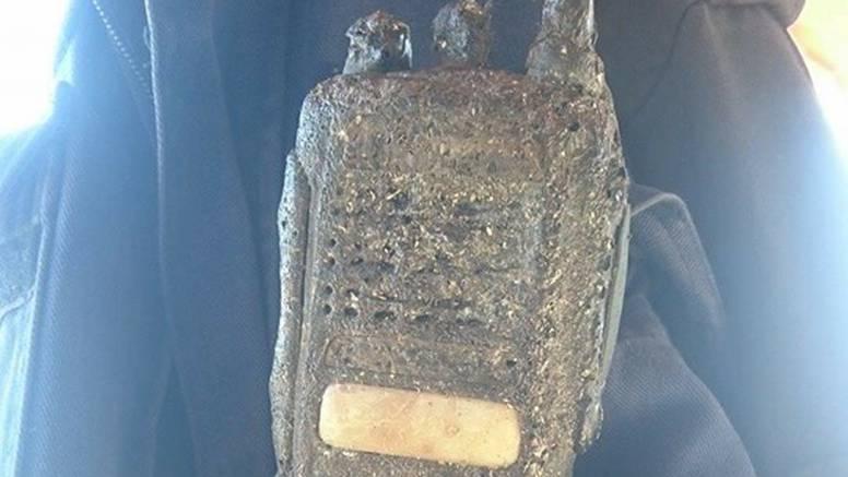 Jedina Motorola DVD-a Lišane Ostrovičke spaljena je u požaru