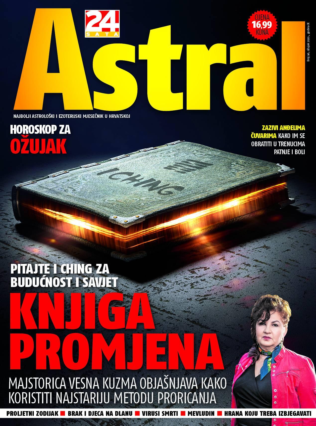 Astral vam donosi vodič kroz najdrevniju metodu proricanja