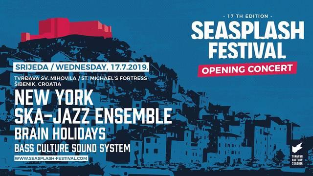 Mjesec dana do početka 17. Seasplash festivala