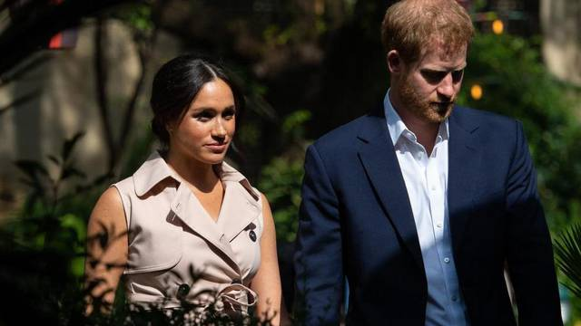 Harry and Meghan relationship with the media