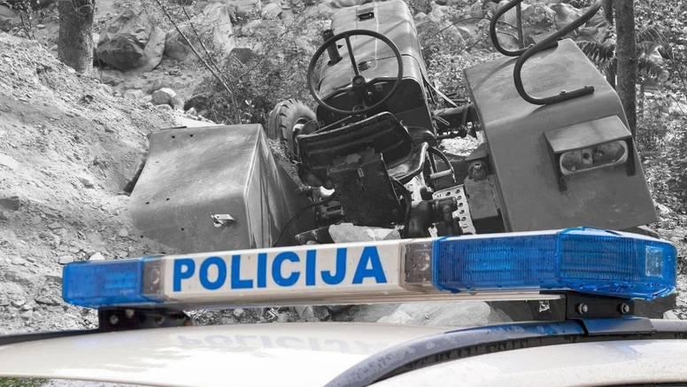Tragedija kod Daruvara: Dijete poginulo pod kotačima traktora