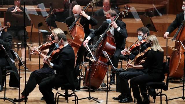 Zagreb: Koncert Plavog ciklusa Zagrebačke filharmonije